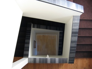 Rodomski stairway tops Brentwood Ca.