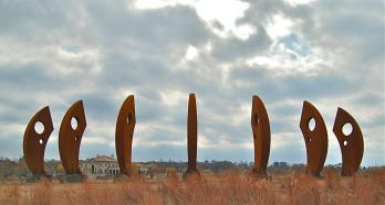 The Gathering - public art