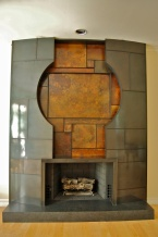 Donner fireplace Tarzana Ca